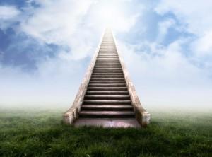 Trappa upp till de högre dimensionerna